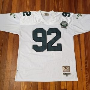 Philadelphia Eagles Reggie White Jersey Jeff Hamil
